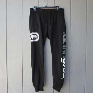 Ecko UNLTD Black SweatPants! Size Small!